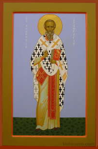 Icon of Dionysius the Areopagite