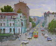 Kharkiv. Poltavsky Shlyah. (private collection)
