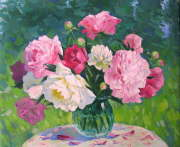 Peonies (private collection)