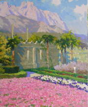 The Pink Landscape (for sale)