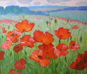 Poppies (private collection)
